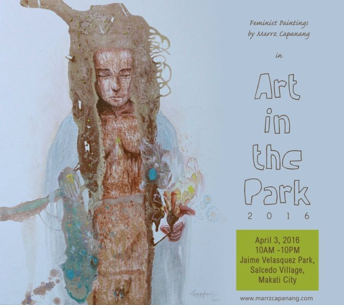 Art in the Park 2016