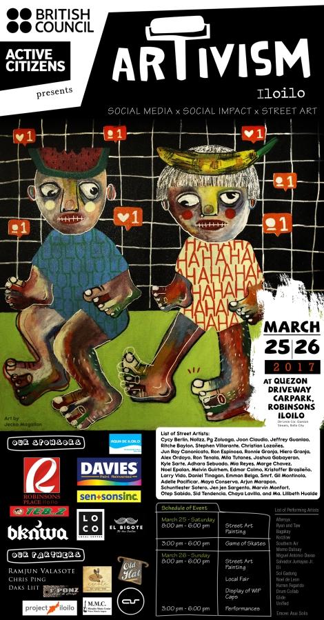 Artivism [poster]